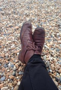 As you can see, theres not a grain of sand to be found! Also, I'm wearing my favourite boots and skinny jeans to a beach......I must of still been drunk!
