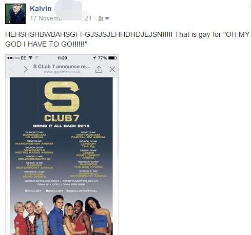 s club 1
